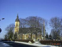 meine Taufkirche in Neukirch/Lausitz