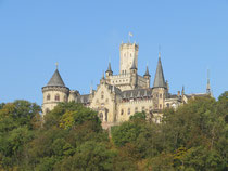 Welfenschloss Marienburg bei Nordstemmen