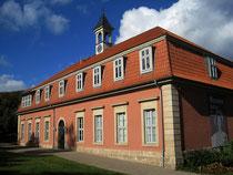 historisches Badehaus in Bad Rehburg