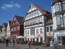 Innenstadt von Rinteln/Weser