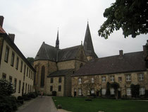 Benediktinerinnenabtei in Herzebrock gegründet 860 n. Chr.