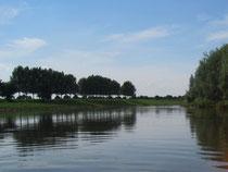 Weserlandschaft bei Kleinenwieden