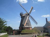 Büschings Mühle in Petershagen