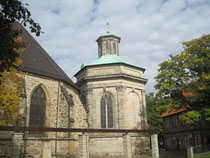 Fürstliches Mausoleum in Stadthagen