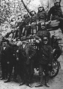 Die Gründer von 1911...