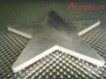 laser cutting aluminium