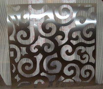 laser cutting stainless steel screens
