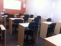 イラスト講座が開催される大阪・梅田教室