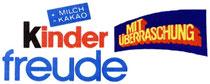 1982 - Kinder Freude - Logo
