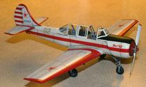 1:48 Modell DOSAAF Yak-52