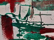 """Braveheart I"", 29 × 29 cm, 2021"