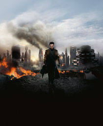 Startrek: Into Darkness