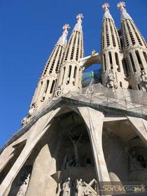 Искупительный храм Святого Семейства, Барселона