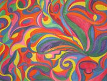 Mandala von Karin Lukatela