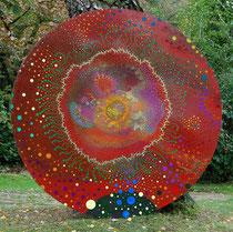 "Bild: Karin Lukatela, ""Supernova"""