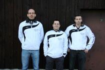 René Diedert, Stephan Lanio, Steve Ferdinand