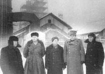 Руководство Салавата в 1949г