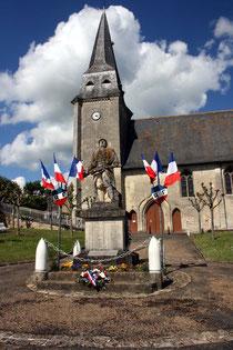 Le monument en 2009