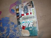 P. Tserkesi/Kunstnotizbuch 2014