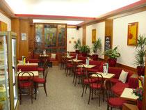 Unser gemütliches Cafe