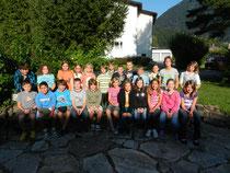 Schulanfang 2012