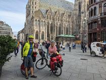 Ziel erreicht, Wien