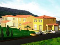 Villa Gard : vente maison neuve Laudun (30 290)