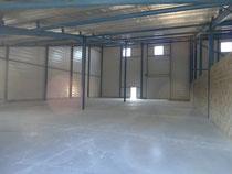 location entrepot Sainte Cecile les Vignes, hangar à louer 84290