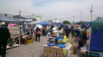 たまの・港フェスティバルinフリーマーケット
