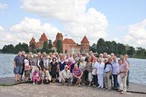 2011 Burg Trakai, Litauen