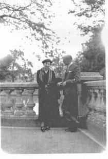 Suzanne et Henri square Darcy