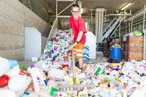 Kunststoff - wertvoller Rohstoff