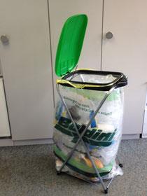 Ständer für Kunststoffsäcke