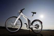 Testfahrt mit dem Smart e-Bike