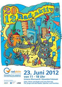 Radaktiv Event Düsseldorf