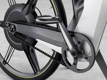 Zahnriemen beim Smart e-Bike