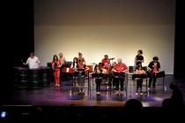 Concert du 17 juin 2012          à La Pléiade, La Riche (Indre et Loire)