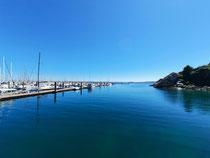 Hafenanlage Roscoff