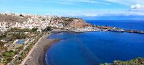 Die Bucht vor St. Sebastian