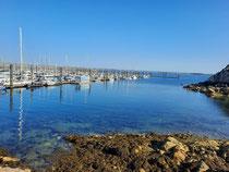 Roscoff Hafen