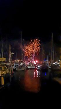 Feuerwerk La Gomera