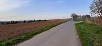 Felder in der Heimat