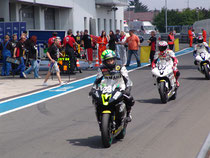 Yamaha, IDM, Toni Riedel, Eifel