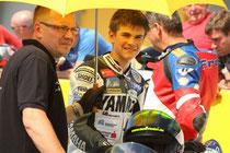Max Neukirchner, PZmotosport, Le Mans Start