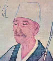 Matsuo Bashō 松尾芭蕉