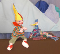 Kasper und der kleine Zauberer