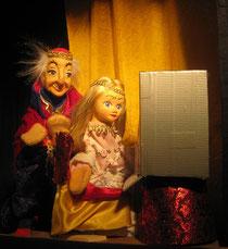 Der König mit Prinzessin Susanna