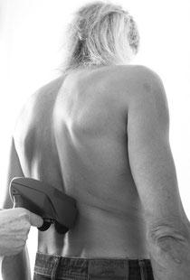 Schmerzfreier Wirbelsäulenscan