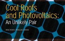 Cool Roofs and Photovoltaics