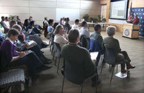 The Texas Solar Energy Society held its 2014 Annual meeting in Killeen ,Texas
